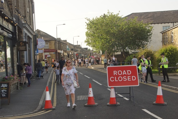 Lindley Street Party